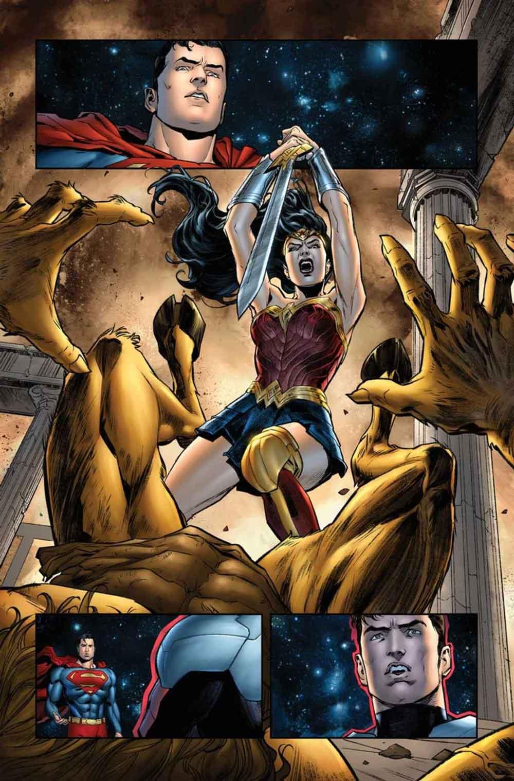 Grant Morrison presenta al Superman más cruel hasta la fecha