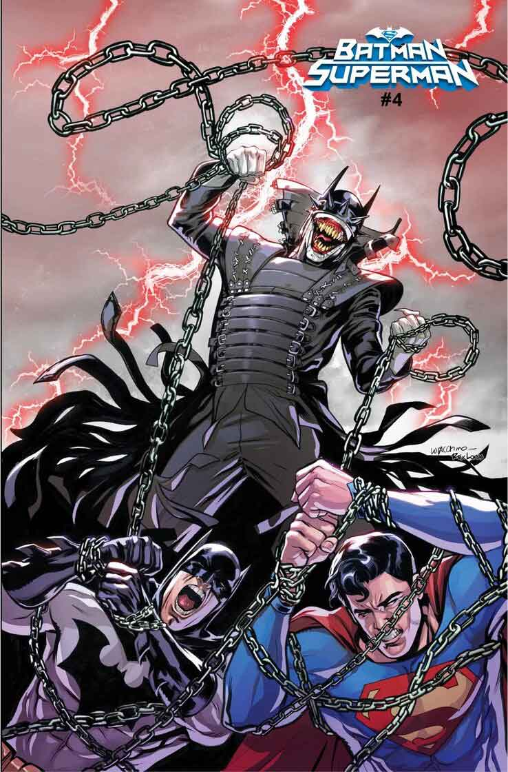 Batman Superman Nº 4
