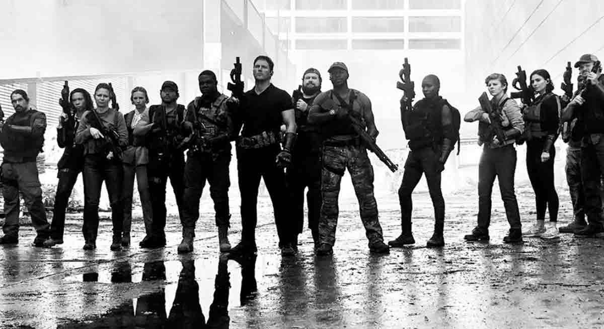 The Tomorrow War de Chris Pratt ya tiene fecha de lanzamiento