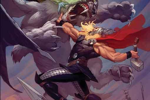 Deluxe Thor de Jason Aaron Tomo 2