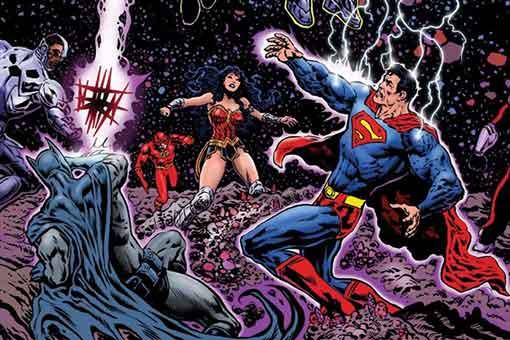 Grant Morrison el verdugo de Superheroes, anticipa que veremos al Superman más cruel en Gren Lantern: Blackstar