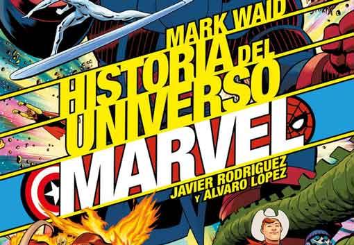 Historia del Universo Marvel nº 1