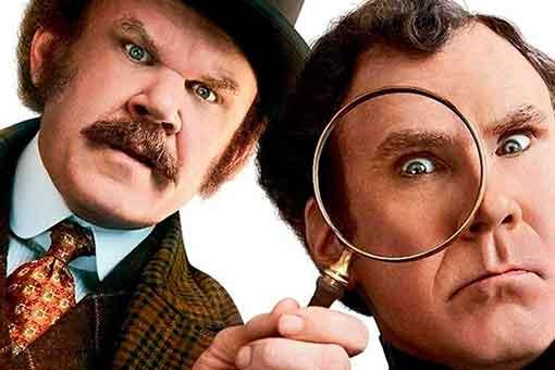Holmes y Watson blu-ray