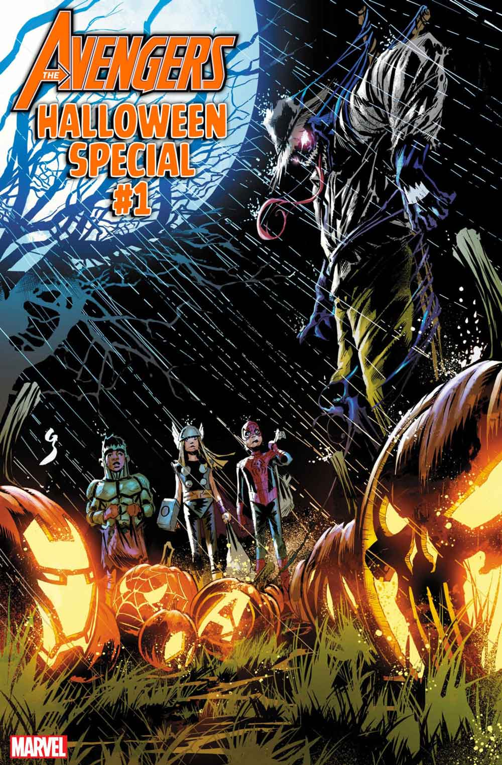 Marvel Halloween Horror