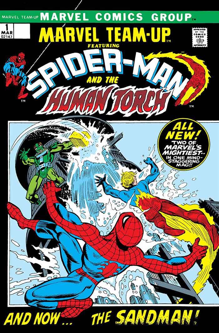 Reseña. Marvel Team-Up 1 ¡La guerra del mañana!