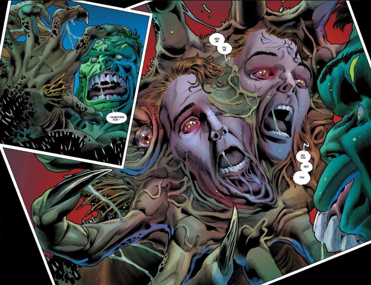 Marvel presenta una nueva-abominación-aterradora en immortal Hulk