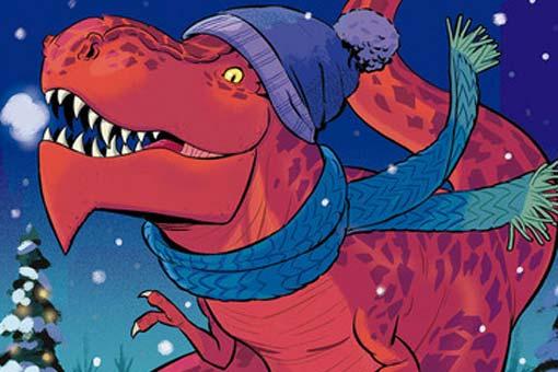 Moon Girl y el Dinosaurio Diabólico
