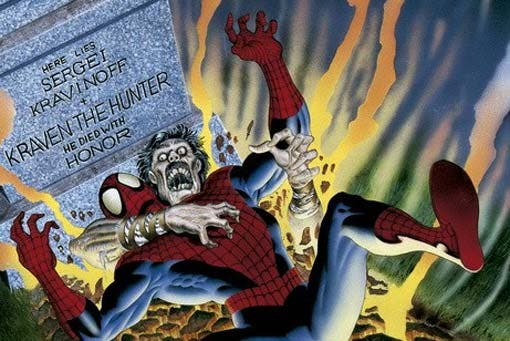 Spider-Man: el alma del cazador