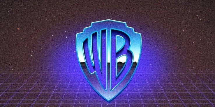 Warner Bros New Logo