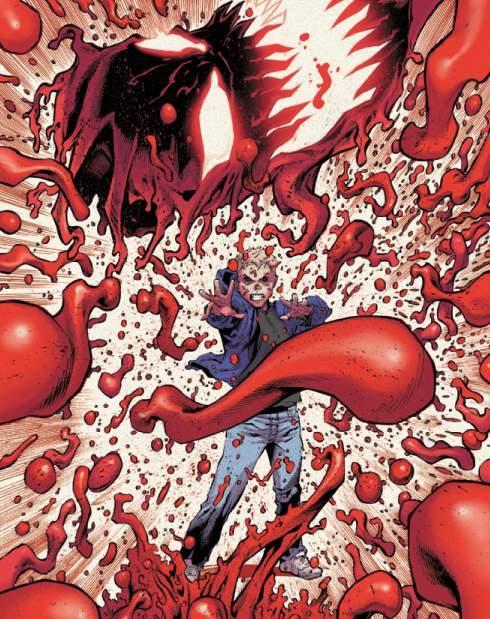 Marvel absolute carnage venom-dylan