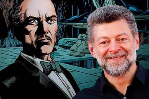 The Batman: Matt Reeves confirmó a Andy Serkis como Alfred