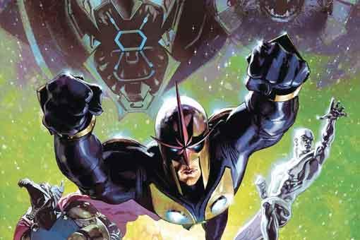 Marvel introduce su nuevo acontecimiento cósmico a lo bestia