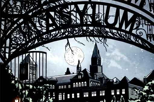Filtran la escena del Arkham Asylum de la nueva película de Batman