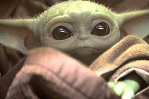 Star wars: The Mandalorian: Baby Yoda tendrá merchandising para Navidad
