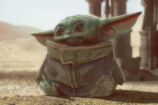 The Mandalorian: Este tierno peluche de Baby Yoda sale un poco caro