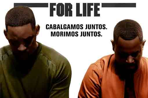 Divertido nuevo tráiler de Bad Boys for Life