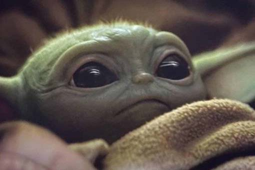 bebe Yoda Star Wars The mandalorian