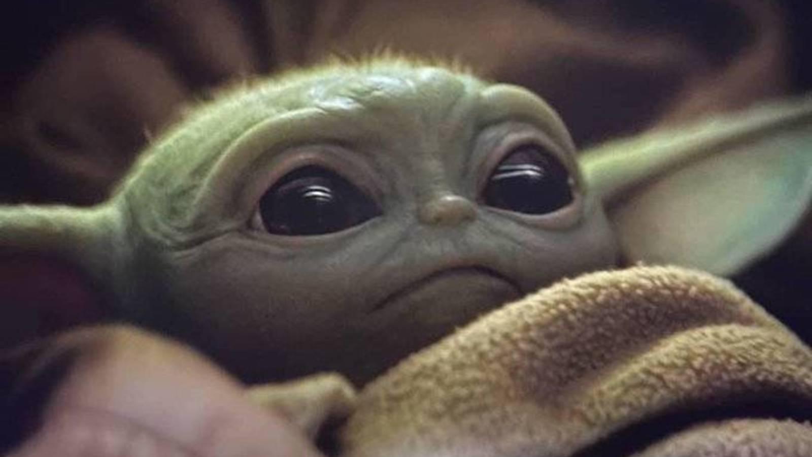 bebe Yoda The mandalorian