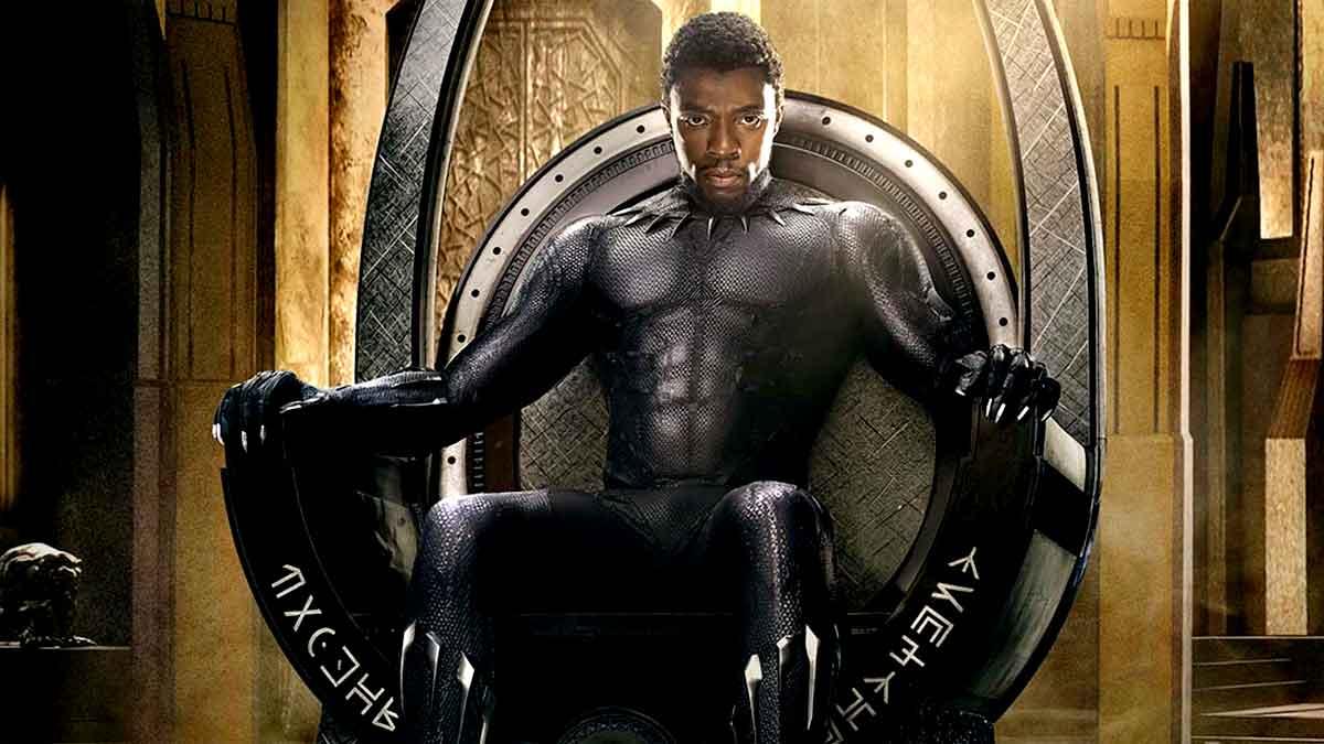 Chadwick Boseman (Black Panther) no estará en las series de Marvel