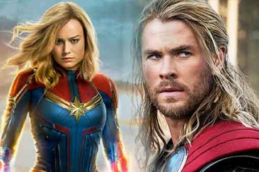 Marvel revela quien ganaría la pelea entre Capitana Marvel vs Thor