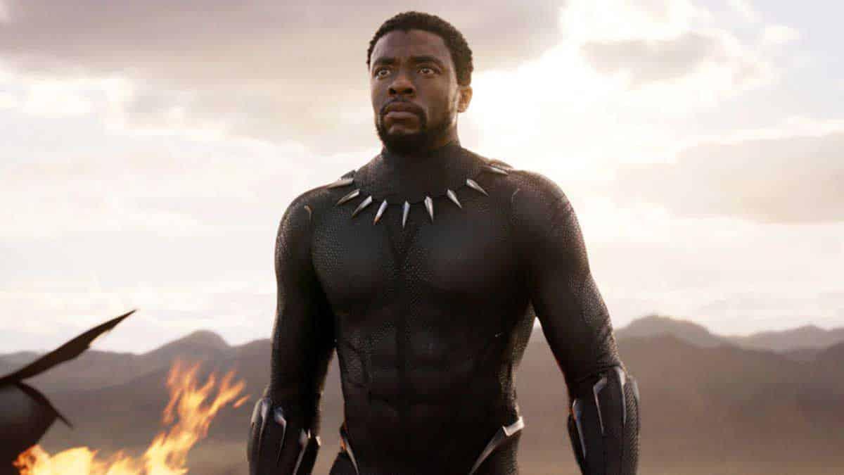 Antes de ser Black Panther, Chadwick Boseman iba a ser otro personaje de Marvel