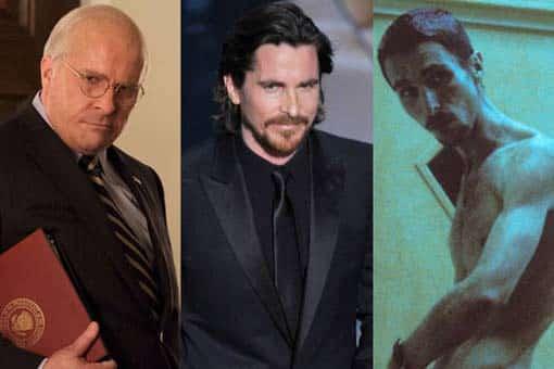 Christian Bale ya no volverá a cambiar de peso para una película