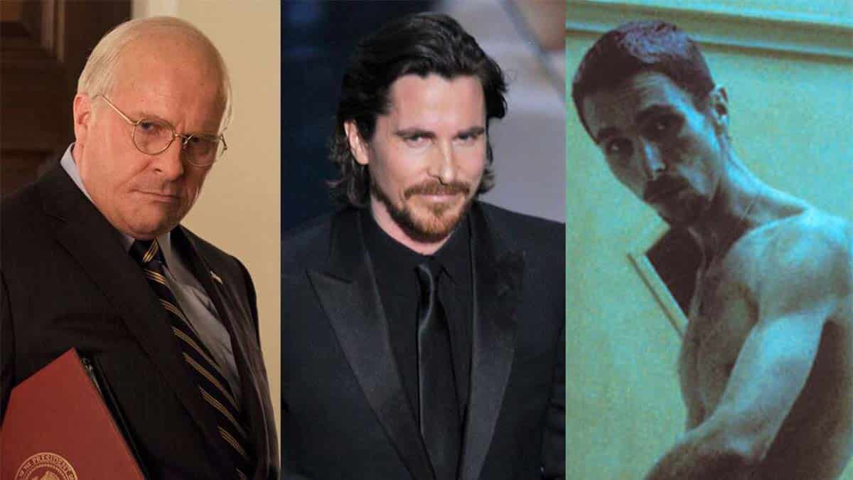 Christian Bale marvel