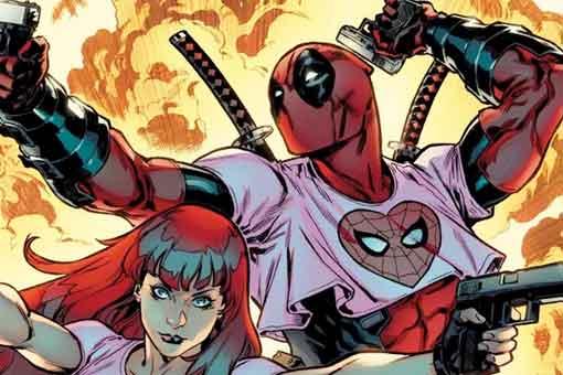 El reinicio de Deadpool le da una nueva compañera