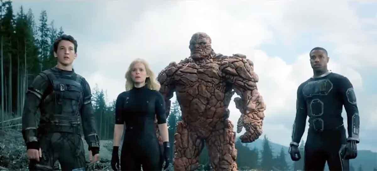 Crítica de Cuatro Fantásticos (2015) hecha por su director Josh Trank