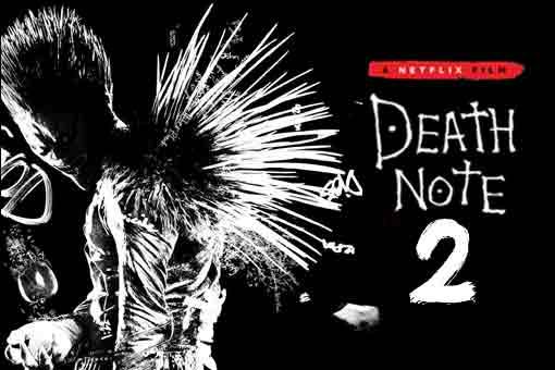 Death Note 2 sigue adelante y hay novedades