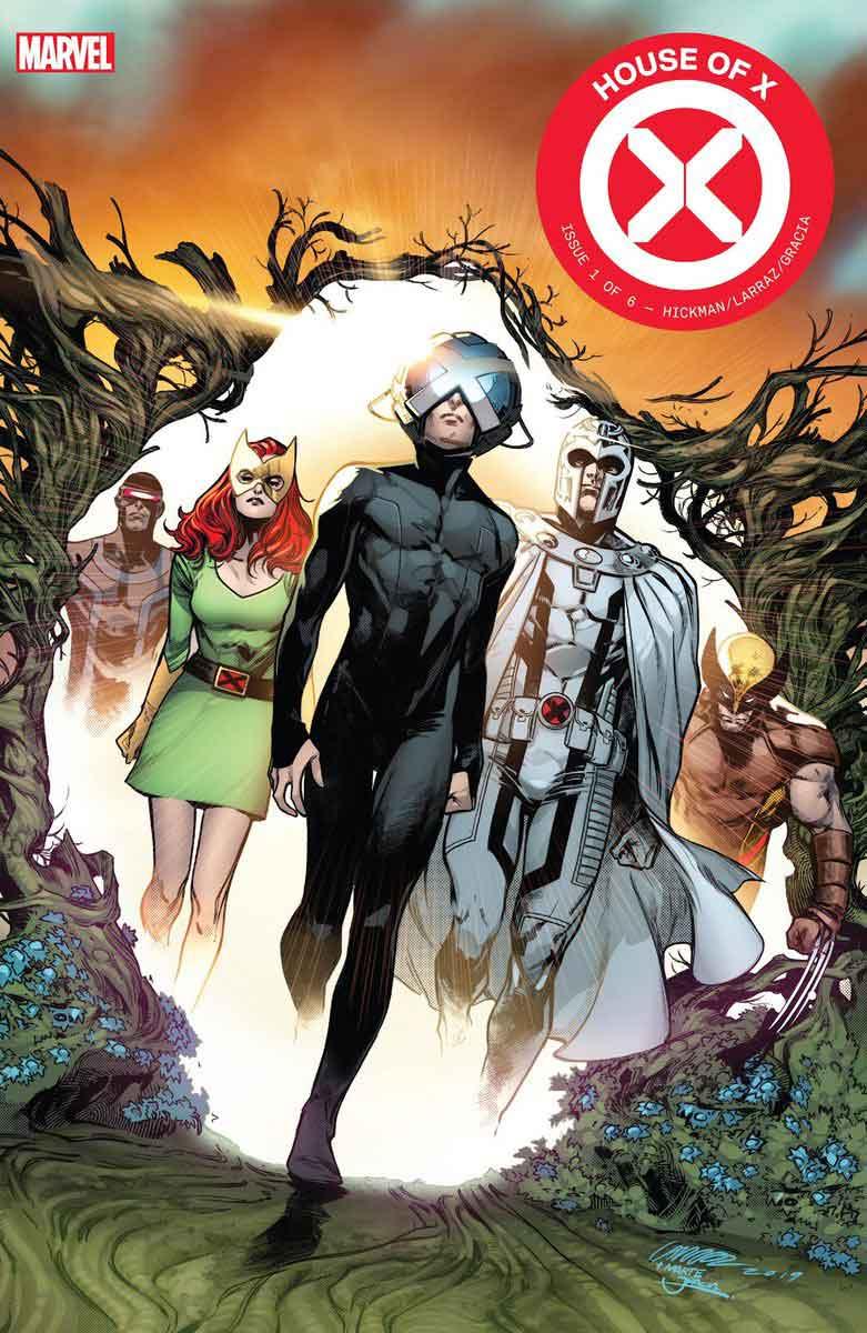 Panini Comics comienza la edición de Dinastía de X, la nueva etapa de los X-Men bajo la tutela del guionista Jonathan Hickman