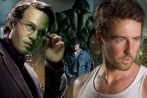 Edward Norton opinó sobre el Hulk de Mark Ruffalo