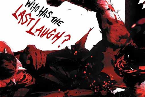 El Batman que ríe nº 6