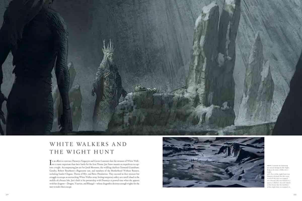Juego de Tronos: El diseño de El Rey de la Noche iba a ser muy diferente