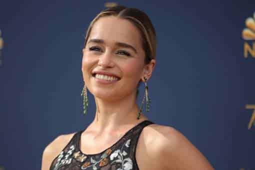 Emilia Clarke se propone para ser la próxima agente 007