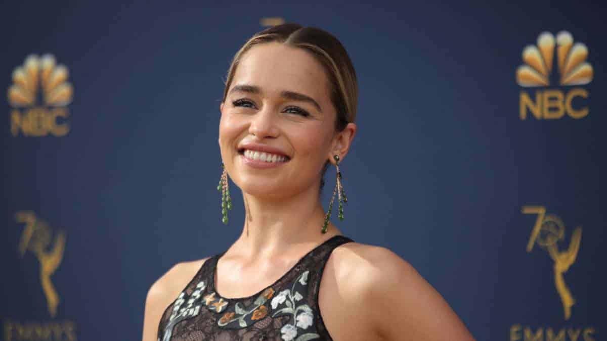 Emilia Clarke (Juego de Tronos) quiere unirse a las películas de Marvel