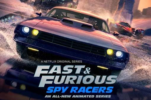 fast and furious animated series