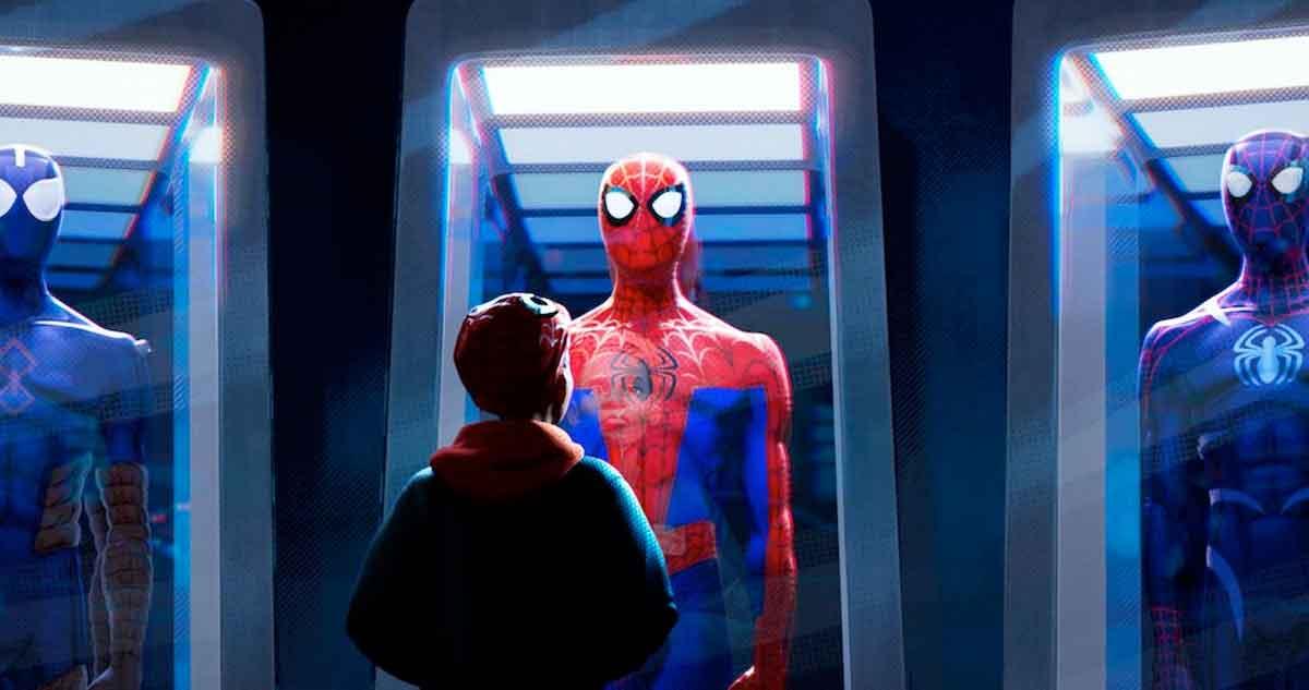 Spider-Man: Un nuevo universo 2 ya tiene fecha de estreno