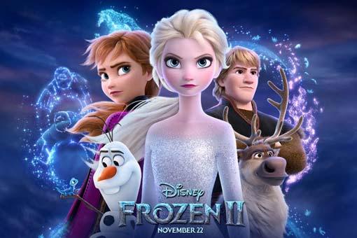 frozen 2 estrena noviembre 22