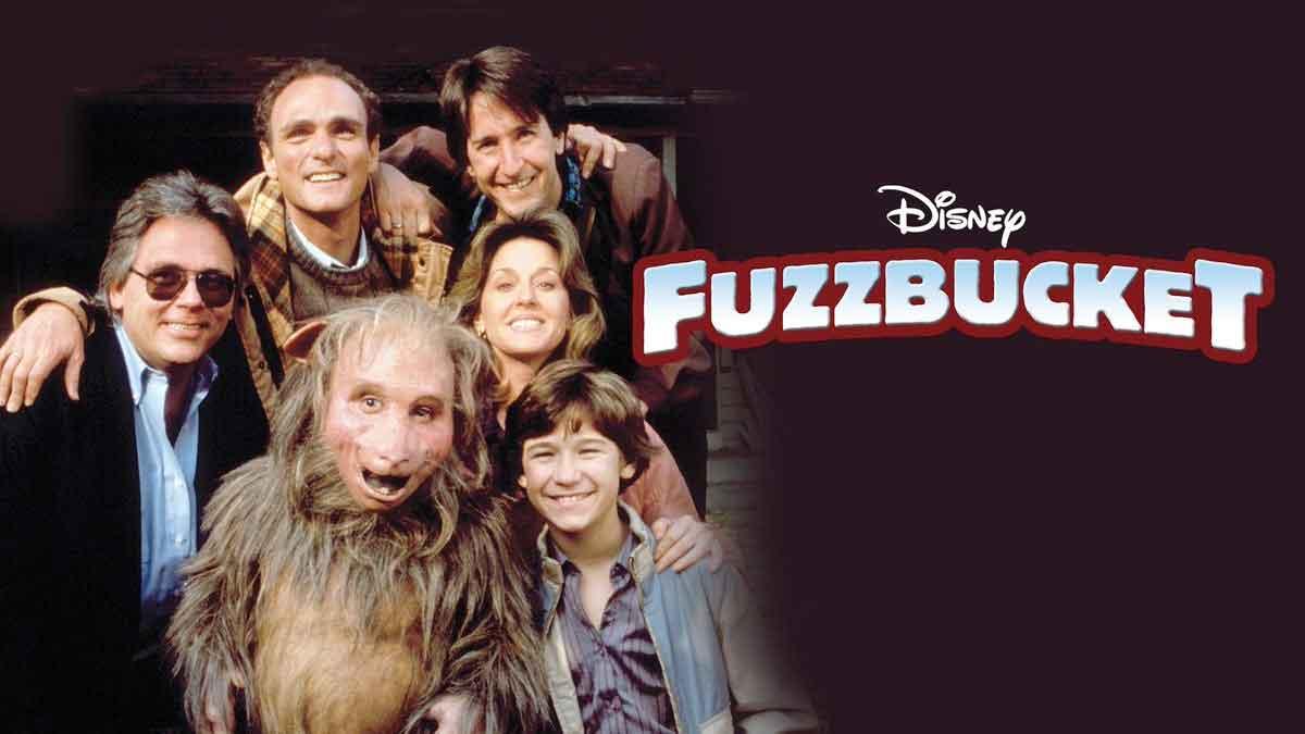 Fuzzbucket: Lo más raro que encontrarás en de Disney+