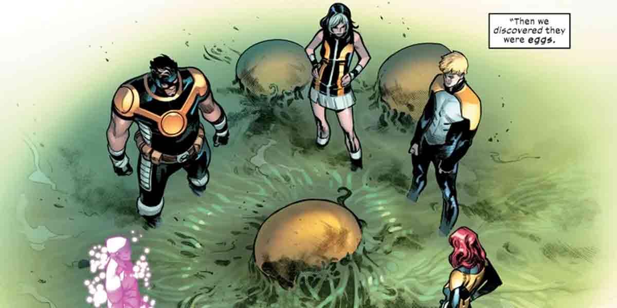 Uno de los X-Men cambia de nombre para parecer más importante