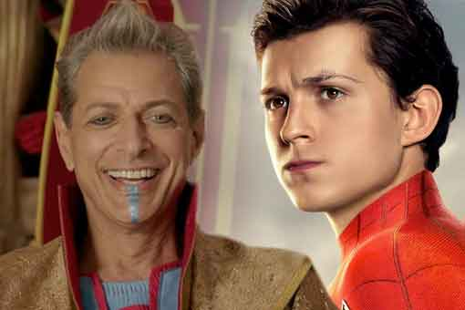 Jeff Goldblum se alegra de que Spider-Man regresara a Marvel Studios