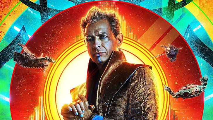 grandmaster universo cinematográfico de marvel