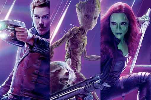Vengadores: Infinity War y Guardianes de la Galaxia se contradicen