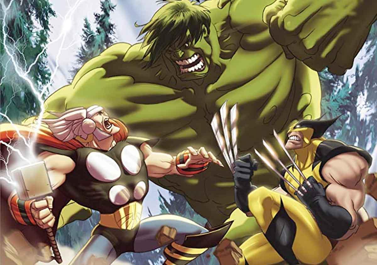 Mark Ruffalo quiere una película Hulk vs Wolverine
