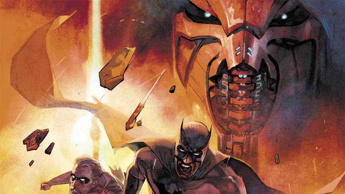 DC Comics por fin revela quien es el siniestro Leviatán