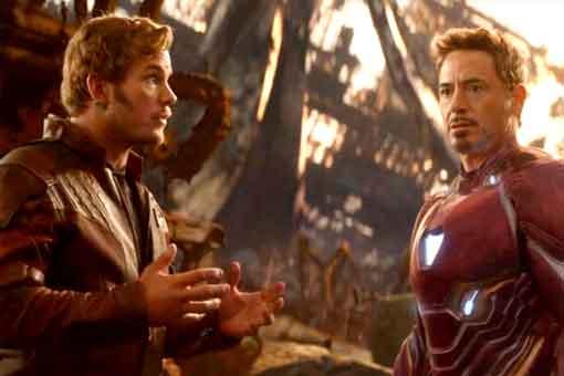 Iron Man y Star Lord tienen una escena eliminada en Vengadores: Endgame