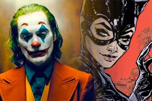 Joker tenia una referencia secreta a Catwoman