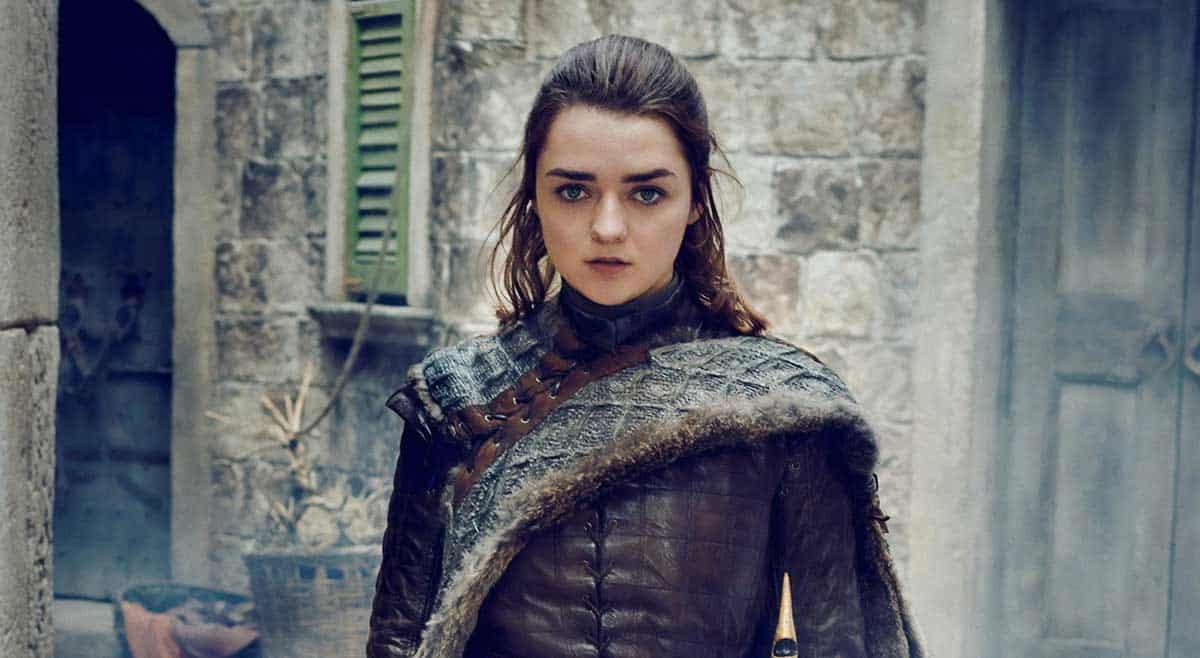 Juego de Tronos: Revelan destino de Arya y por qué Drogon fundió el Trono de Hierro
