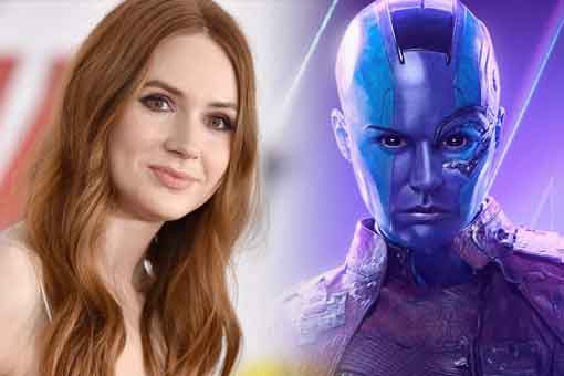 Karen Gillan habla del guion de Guardianes de la Galaxia Vol 3